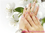 Our Newly Nail Art Photo