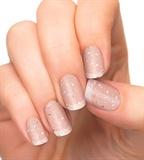 egg skin nail art
