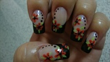 Flamenco nails!!!