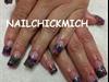 Glitter Acrylics