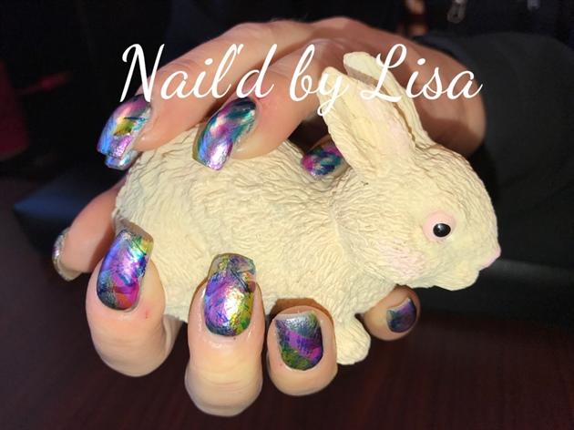 Easter Egg Foil