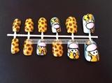 Cute Giraffe's