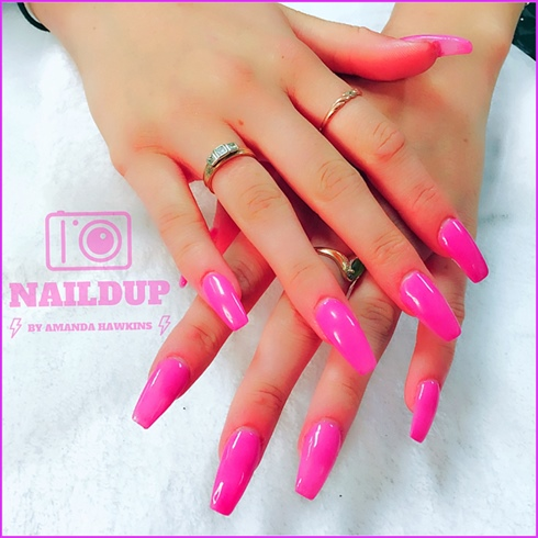 Sns Signiture Nail System
