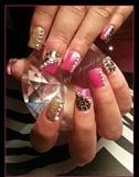 leopard bling