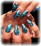 glitter blues