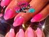 Acrylic Mood Pink