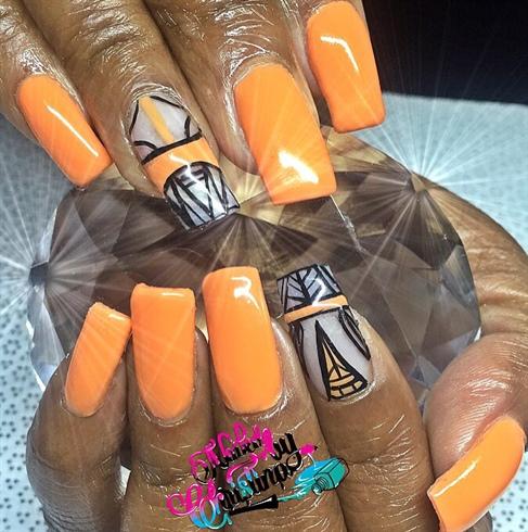 Orange Bayou