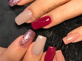 nail art: Flawless Fusion
