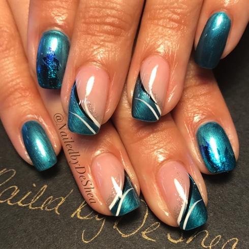 line work  nail art gallery