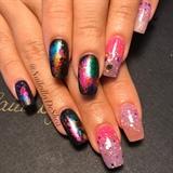 Foil & Glitter Fun