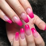 Hot Pink Ombré