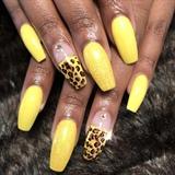 Yellow Leopard Fun