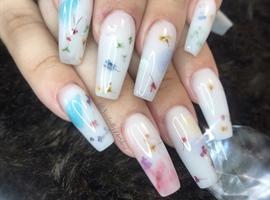 Milk Bath Flowers