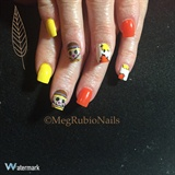 Scarecrow Nails.