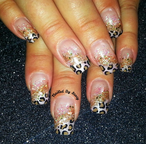 Pink & Gold Leopard for FALL
