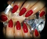 Santa's Mistress Nails