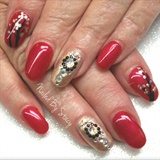 Beautiful Gel Manicure
