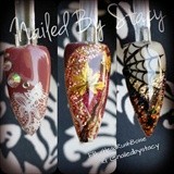 Halloween Fall Nails