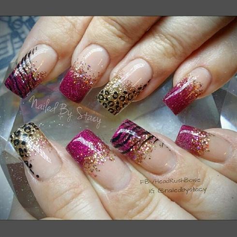 Fall Leopard Love