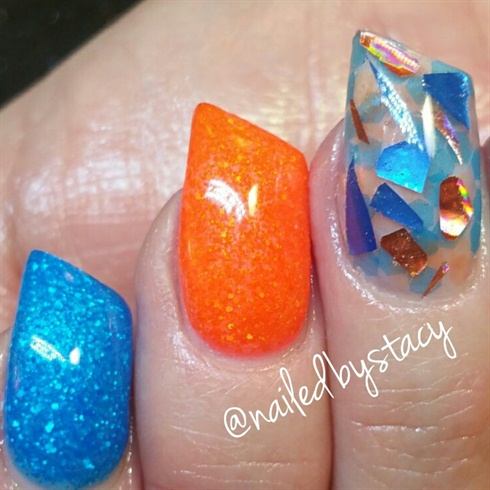 Football broncos nails lipstick shape nail art gallery football broncos nails lipstick shape prinsesfo Gallery