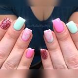 Pink & Mint