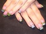 Silver n Green