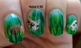 Guinea pig nails