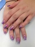 Calm But Beautiful Nails