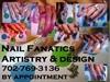 NAIL FANATICS ARTISTRY & DESIGN