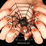 Halloween-Spooky Spider