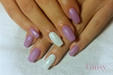 lilla & bianco
