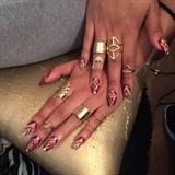 Photoshoot nails