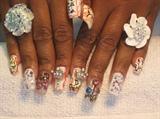 Birthday Nails!!!!