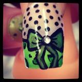 Inspired By Robin Moses Nail Art