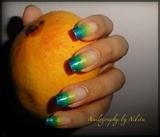 Multicolored shading