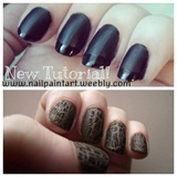 New Tutorial on Matte Polishes
