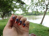 Ambre nails