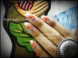 Bridal nails!!