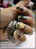 Kadam Flowers Nails