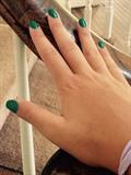 Just A Little Green SPARKLE😘