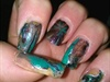 Water Marble colors that don't Match
