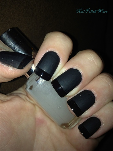 Just a little matte at you!