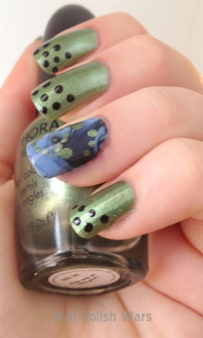 Wicked Witch Of The West Nail Art Gallery