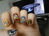 Star Trek Nails