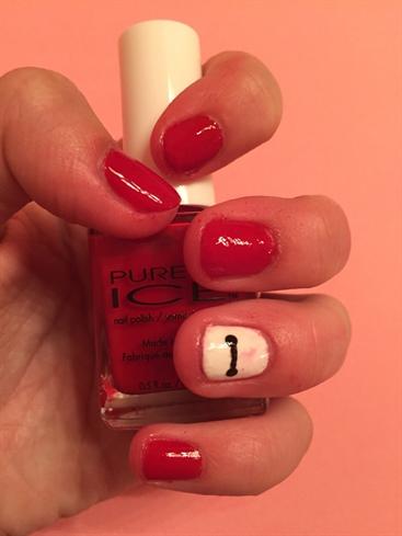 Big Hero 6 Nails!!