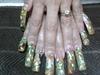 Encapsulado.nail art