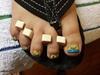 minion toes