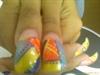 orange bang thumbs