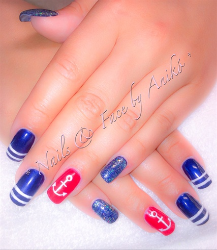 Maritim - Ahoi-Nails
