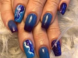 Blue N Purple